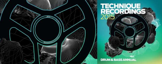 Technique 2015 Drum & Bass Annual