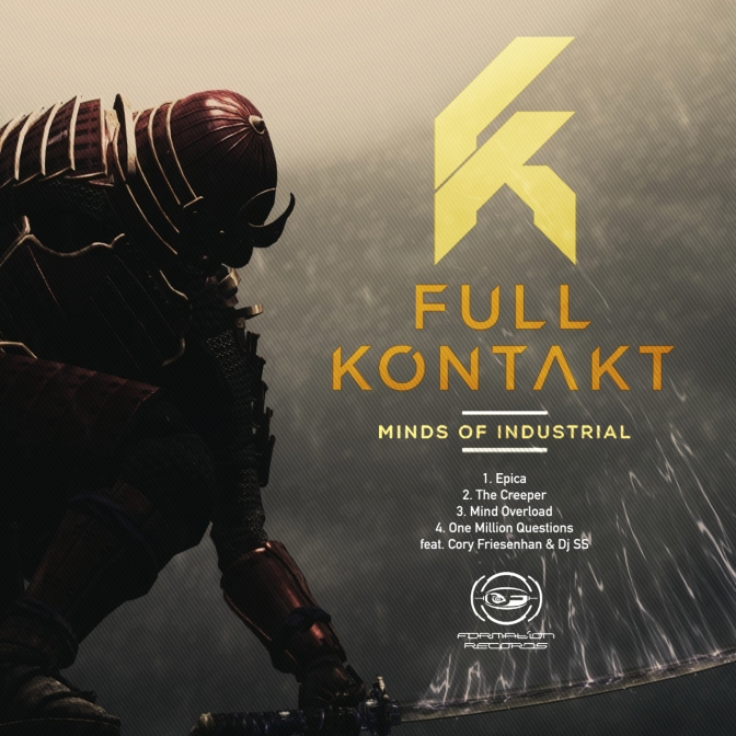 Full Kontakt – Minds of industrial [Formation Records]