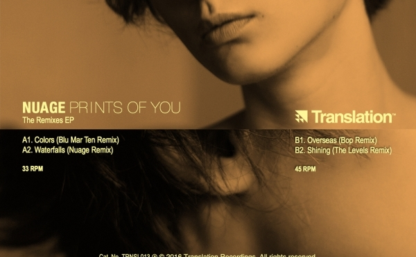 Nuage – Prints of You – The Remixes EP